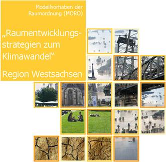 """Cover des Buches """"Raumentwicklungsstrategien zum Klimawandel"""""""
