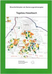 Deckblatt zum Braunkohlenplan Tagebau Haselbach