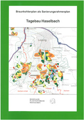 Deckblatt Braunkohleplan Tagebau Haselbach