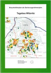 Deckblatt Braunkohleplan Tagebau Witznitz