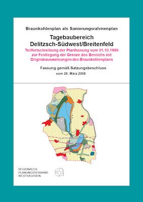 Teilfortschreibung (Originärausweisung 2008) BKP Delititzsch-Südwest/Breitenfeld