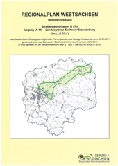 Cover der Teilfortschreibung b87n