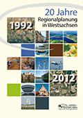 Cover der Festschrift zum 20 jährigen Bestehens des Planungsverbandes 1992 - 2012
