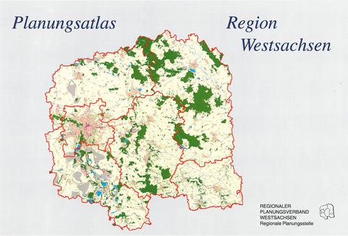 Planungsatlas Region Westsachsen
