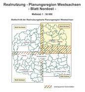 Realnutzungskarte Teil Nordost