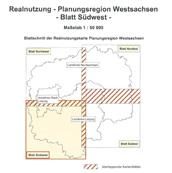Realnutzungskarte Teil Südwest